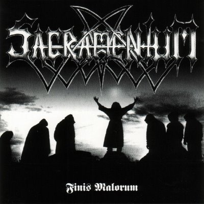 "SACRAMENTUM (Sweden) - ""Finis Malorum"" - CD 1994 - VIC Records"