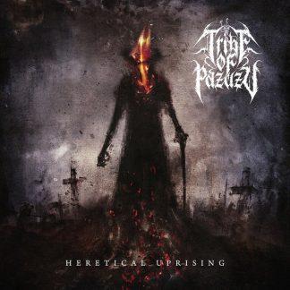 "TRIBE OF PAZUZU (USA/Canada) - ""Heretical Uprising"" - CD 2019 - VIC Records"