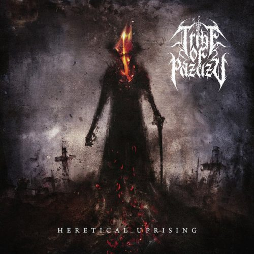 "TRIBE OF PAZUZU (USA/Canada) - ""Heretical Uprising"" - CD 2019 - VIC Records"