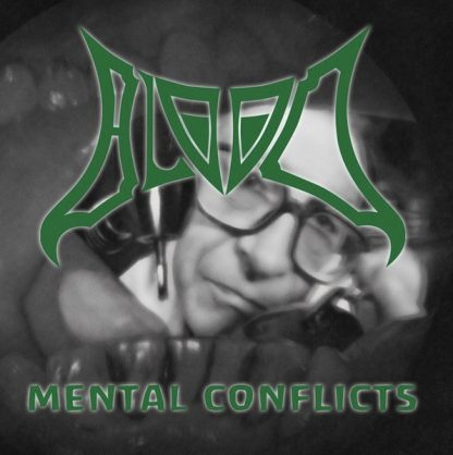 """BLOOD (Germany) - """"Mental Conflicts"""" - CD 1994 - VIC Records"""