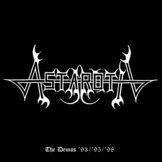 """ASTAROTH (USA) - """"The Demos '93 / '95 / '98"""" - CD 2019 - VIC Records"""