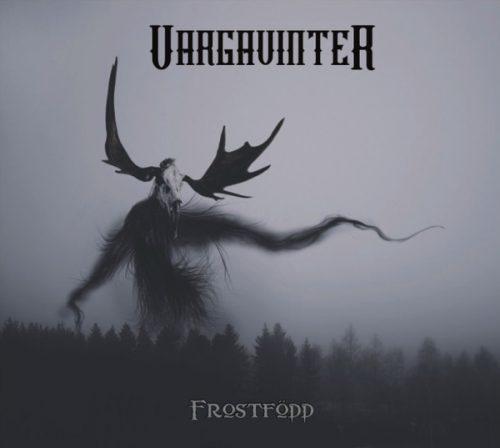 """VARGAVINTER (Sweden) - """"Frostfödd"""" - Digibook CD 1996 - ARC. vol. XII"""