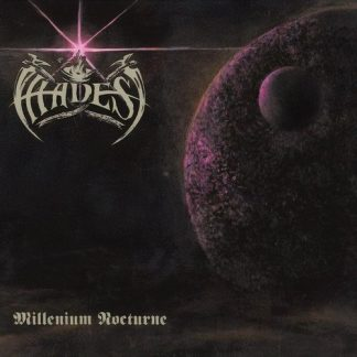 "HADES ALMIGHTY (Norway) - ""Millenium Nocturne"" - Digibook CD 1999 - Archivist Records"