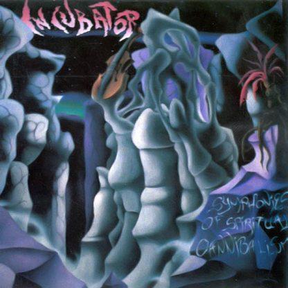 "INCUBATOR (Germany) - ""Symphonies of Spiritual Cannibalism"" - Digibook CD with demo as bonus tracks - ARC. vol. VIII"
