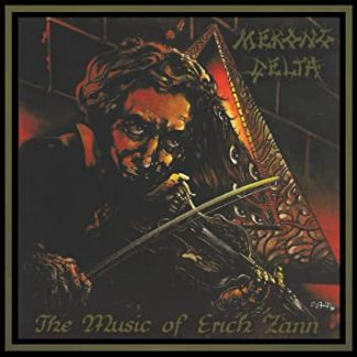 "MEKONG DELTA (Germany) - ""The Music of Erich Zann"" - Digibook CD 1988 - ARC. vol. XVII"