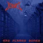 """BLOOD (Germany) - """"Gas. Flames. Bones."""" - CD 1999 - VIC Records"""