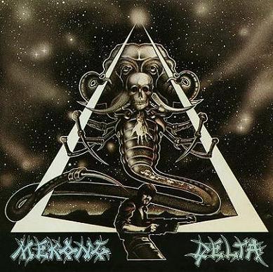 "MEKONG DELTA (Germany) - ""Mekong Delta"" - Digibook CD 1987 - ARC. vol. XVI"