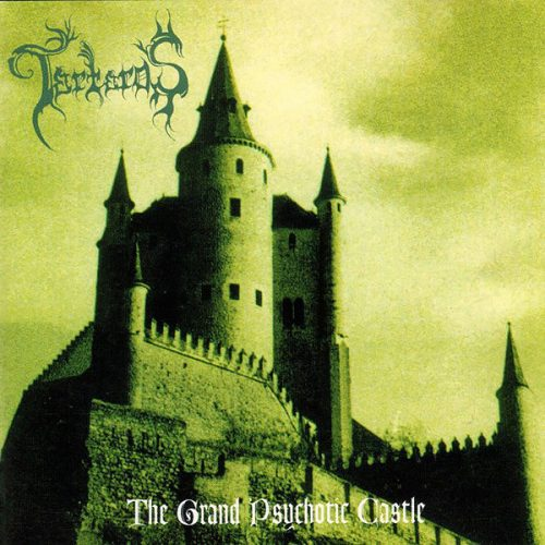 "TARTAROS (Norway) - ""The Grand Psychotic Castle"" - Digibook CD 1999 - Archivist Records"