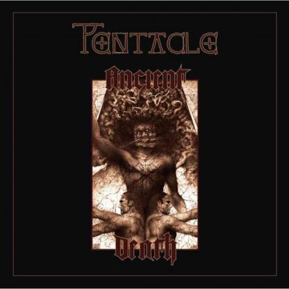 """PENTACLE (Netherlands) - """"Ancient Death"""" - CD 2001 - VIC Records"""