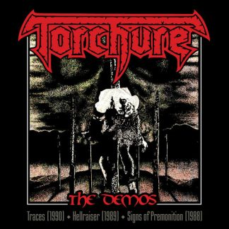 """TORCHURE (Germany) - """"The Demos"""" - 2CD 2019 - VIC Records"""
