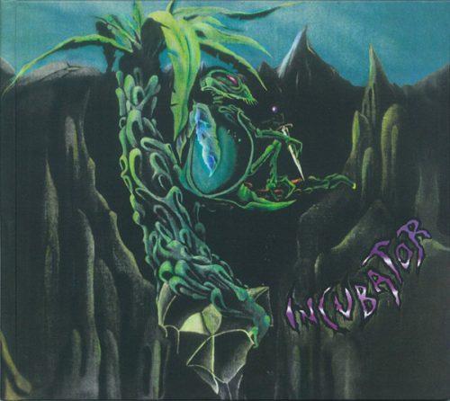 "INCUBATOR (Germany) - ""McGillroy the Housefly"" - Digibook CD 1992 - ARC. vol. IX"